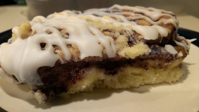 Marionberry Coffee Cake