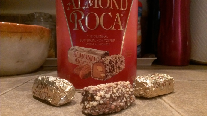 National Almond Buttercrunch Day