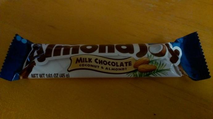 National Milk Chocolate Almond Day