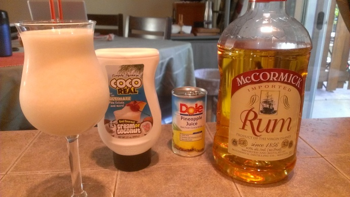 National Pina Colada Day