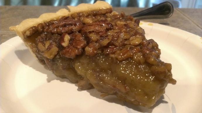 National Pecan Pie Day