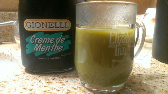 National Creme de Menthe Day