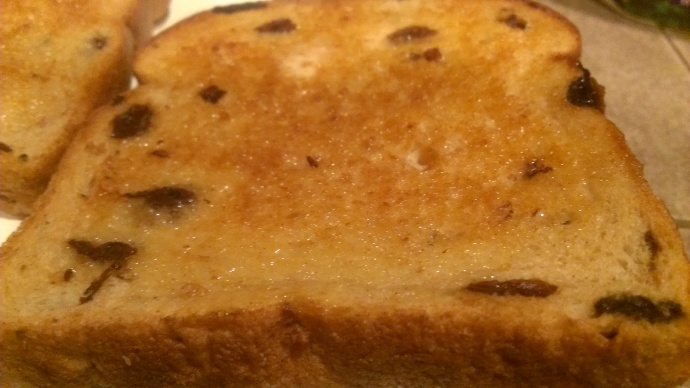 National Cinnamon Raisin Bread