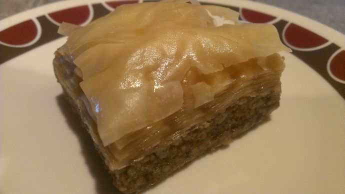 National Baklava Day