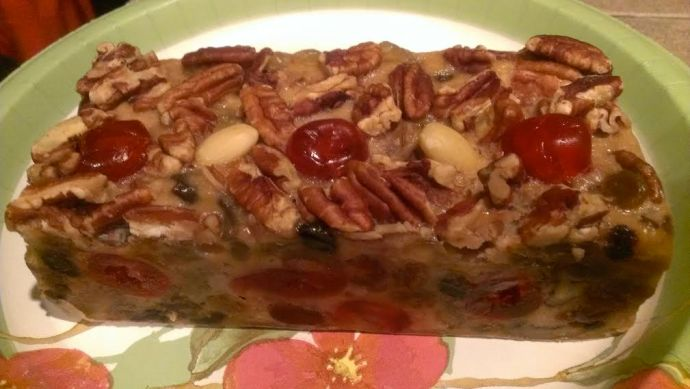 National Fruit Cake Day