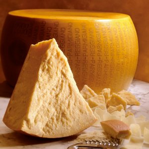 Real parmesan looks like this.