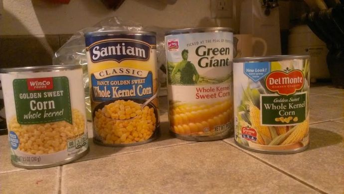 When it comes to canned corn, you get what you pay for.