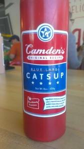 Camden's Ketchup