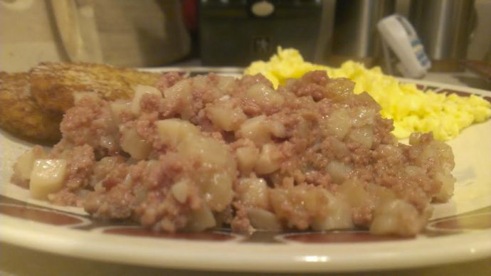 National Corned Beef Hash Day