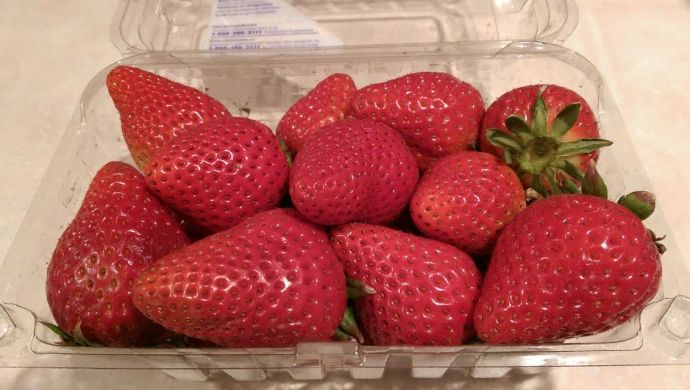 CAstrawberries